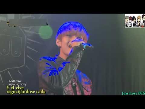 Oh Happy Day - BTS  | sub español ( cover suga, v y jungkook)