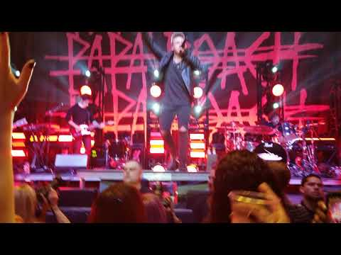 Papa Roach - Getting Away With Murder / New Jersey 2018