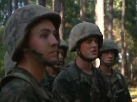 U.S. Marine Corps Recruit Training - The Crucible