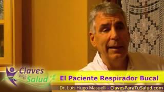 El Paciente Respirador Bucal