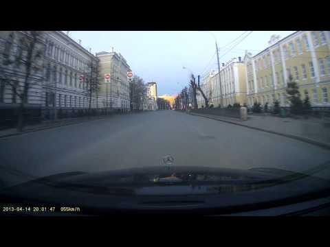 Бухой Майкл Джексон в Казани
