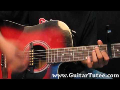 Nevershoutnever Happy By Guitartutee Youtube