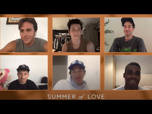 Summer Of Love Livestream Event (Shawn Mendes, Tainy)