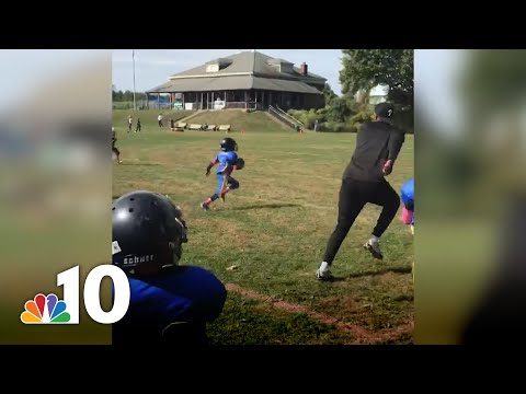 Michael Berry - Youth Coach Faces League Fine & Suspension For Scoring One Too Many TDs