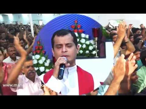 5/11/2016 FR DOMINIC VALAMANAL  PREACHING  KRIPABHISHAKA CONVENTION  ANKARA  PART 1