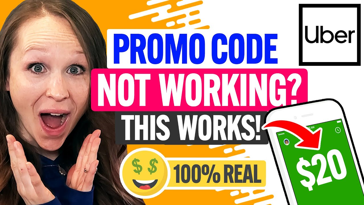 Download 🤔 UBER or Uber Eats Promo Code NOT Working? Do This Instead For $20 Credit! (New or Existing Users)