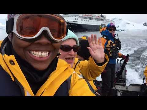 Headed to Paradise Harbor - Antarctica