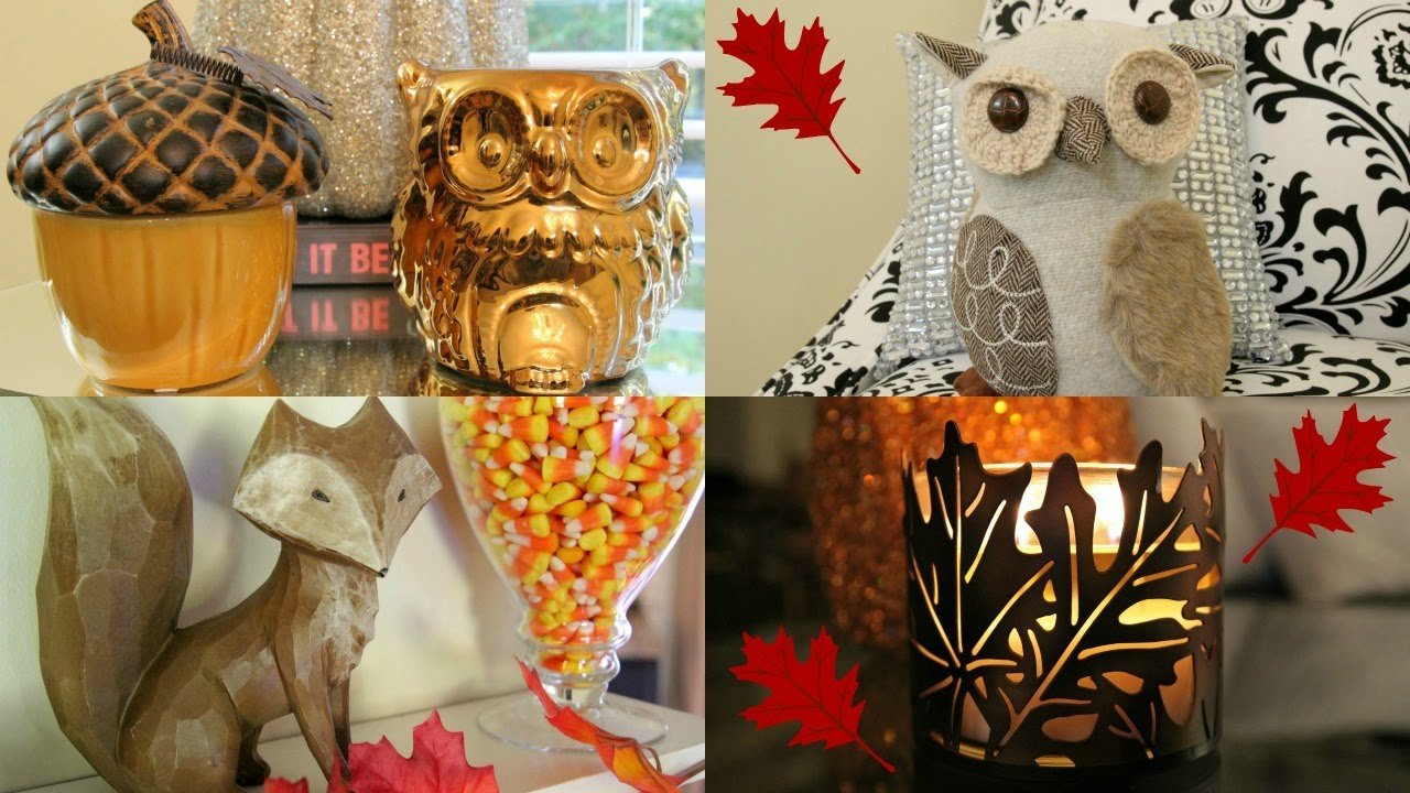 decorate your room for fall fall room decor ideas youtube