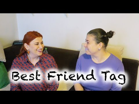 Best Friend Tag relaxat cu Poci | A Beauty Tale