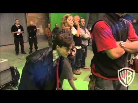 Harry Potter: The Final Shot Filmed