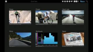 Tacx Cycling app, how to pair the trainer