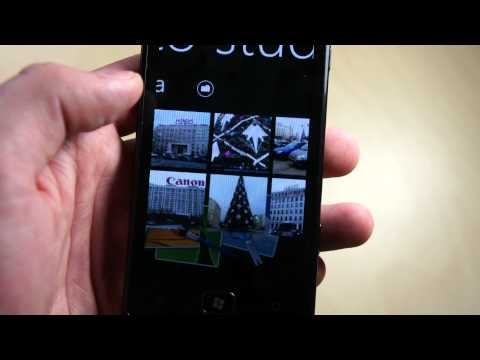 Видео Samsung Omnia W