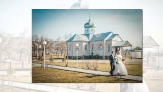 обзор свадьбы Даша+Сергей 22 февраля 2014