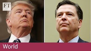Who is James Comey? | World