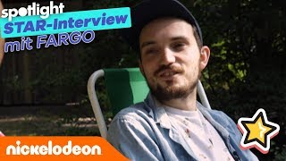 Star-Interview mit FARGO | Spotlight BTS | Nickelodeon Deutschland