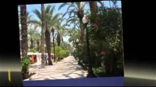 Amanda in Spain