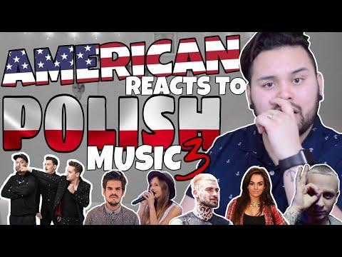 American REACTS // Polish Music 3