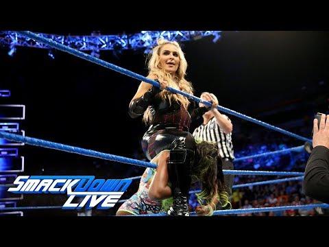 Natalya vs. Naomi - SmackDown Women's Championship Match: SmackDown LIVE, Sept. 12, 2017
