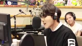 KIM RYEOWOOK LIVE KISS THE RADIO 03092014