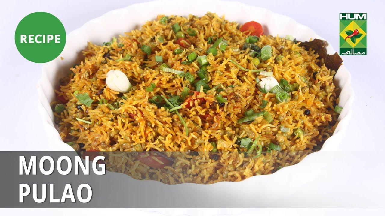 Moong Pulao Recipe | Tarka | Desi Food