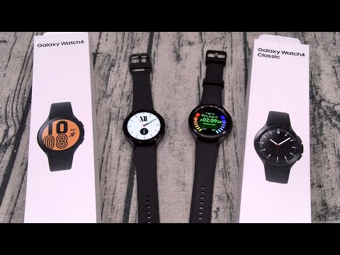 """Samsung Galaxy Watch 4 / Galaxy Watch 4 Classic - """"Real Review"""""""