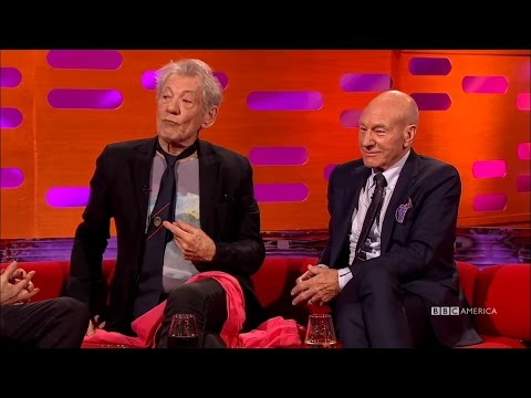 Maggie Smith Trolls Ian McKellen at the Oscars | The Graham Norton Show | Saturdays @ 11/10c