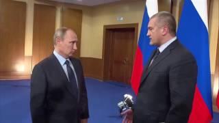 Путин разрешил Аксенову помочь Геническу
