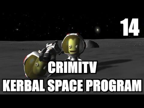 kerbal space program mun landing-#46