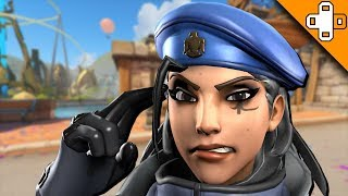 900 IQ PLAYS vs 9 IQ PLAYS! Overwatch Funny & Epic Moments 645
