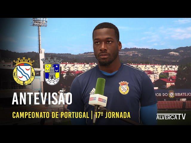 FC Alverca vs. SU Sintrense - Antevisão