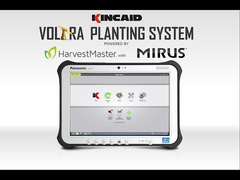 KINCAID EQUIPMENT VOLTRA PLANTING SYSTEM