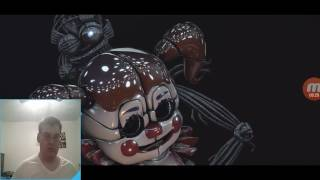 "SO BRUTAL!!! || [Fnaf Sfm] "" LA Devotee"" By Panic! At The Disco Reaction!!!"