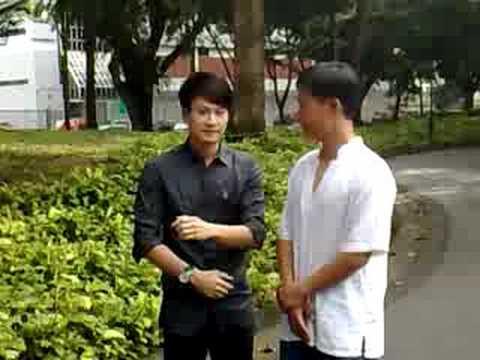 Hubbie interviewed by Jeff Wang