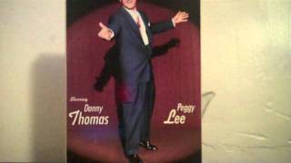 Danny Thomas - Montage of songs from Jazz singer