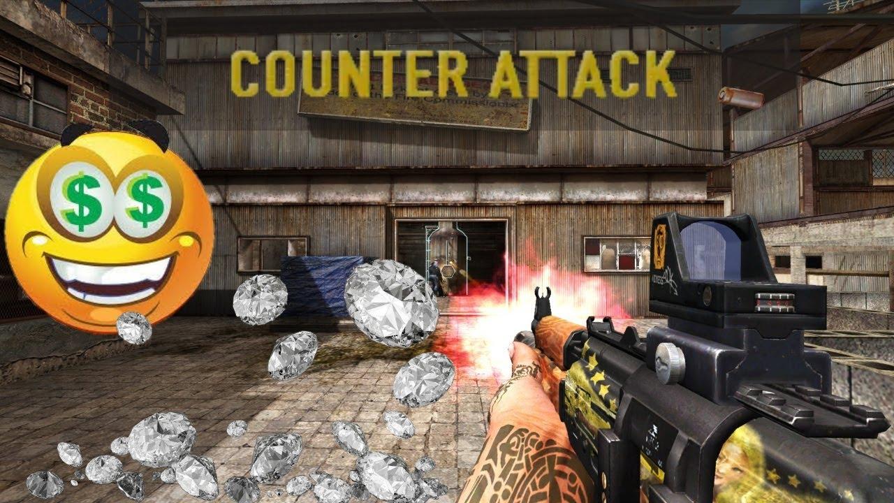 Resultado de imagem para Counter Attack 3D – Multiplayer Shooter