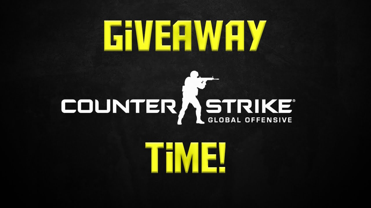 Counter Strike Global Offensive Giveaway