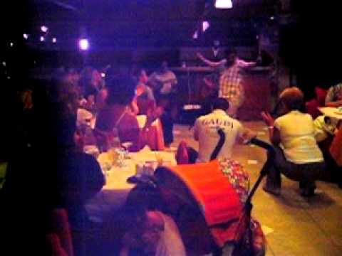 Agia Pelagia Greek night in El Greco Restaurant