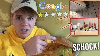 Burger Restaurant mit 1 STERN.. (Ich bin SCHOCKIERT !!)