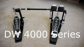 Dw 4000 Series Double Pedal - Review