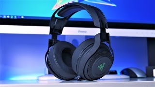 Razer ManO 39 War Wireless 7 1 Gaming Headset Review 4K