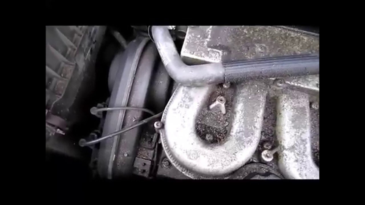 Crankshaft Position Sensor Cps Saturn Vue 3 0 Litre Youtube