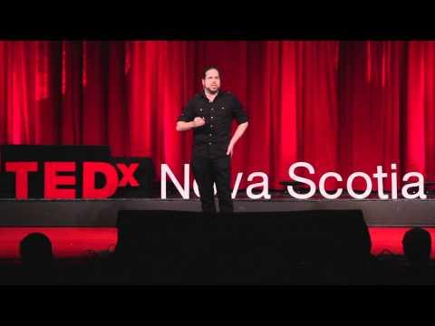 The Debt of Creativity: Max Haiven at TEDxNovaScotia