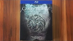 GAME OF THRONES - STAFFEL 6 - Digipack (Amazon exklusiv) Blu-ray Limited Edition Unboxing [UHD]