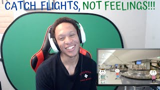 """Swoozie """"Catching Flights AND Feelings""""  REACTIONS!!"""