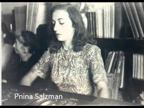 Pnina Salzman plays Chopin Nocturne c minor op. 48 No. 1
