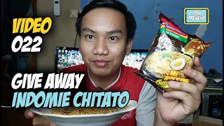 Give Away Indomie Rasa Chitato