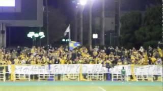 第91回天皇杯4回戦、セレッソ大阪vsベガルタ仙台にて。 試合後、ベ...