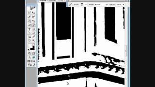 Wooden Wonders Workshop - Chruch Portrait Pattern Design Tutorial