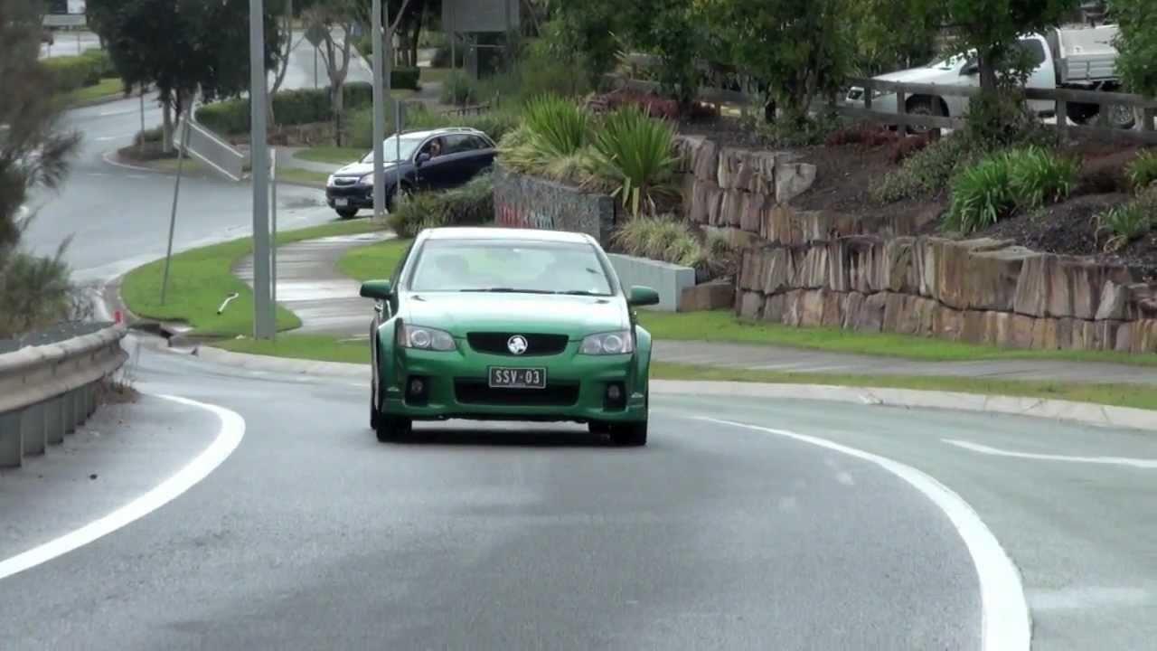 Neutral Episode 13  Holden Special  SSV Sportwagon Redline  YouTube