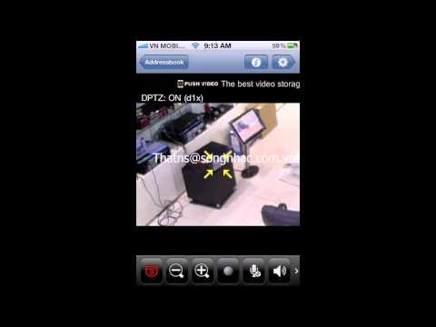 Huong dan cai dat Eagleeyes mien phi tren iPhone HD